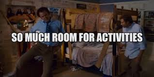 Important Life Lessons We Learned From Step Brothers - Step brothers bunk bed quote