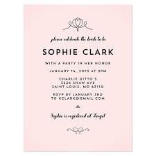 bridal shower wording best 25 bridal shower invitation wording ideas on