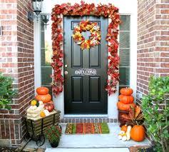 decorate your front door for thanksgiving doors by design
