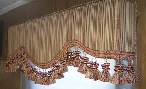 fredericksburg upholstered cornices window treatments