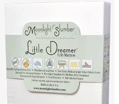 Colgate Eco Classica I Crib Mattress by Better Crib Mattress Moonlight Slumber Little Dreamer