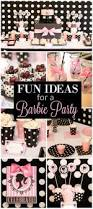 Best 25 Barbie Birthday Party by Best 25 Barbie Party Ideas On Pinterest Barbie Birthday Party