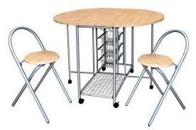 table pliable cuisine ensemble table de cuisine et 2 chaises betria soldes cuisine