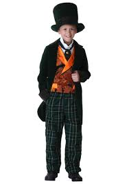 Mad Hatter Halloween Costume Girls Child Deluxe Mad Hatter Costume