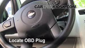 chevy equinox check engine light reset engine light is on 2005 2009 chevrolet equinox what to do 2005