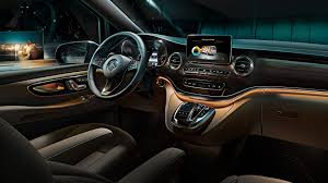 mercedes vito interior 2015 mercedes benz v class casual opulence