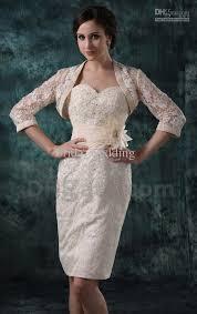 dress jackets wedding ivory lace wedding dress with sleeves jacket sheath