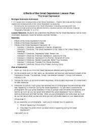 Depression Black Flag Effects Of The Great Depression Complete Lesson Plan Great