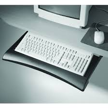Computer Desk Without Keyboard Tray Computer Accessories Keyboard Drawers And Keyboard Trays By