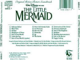 mermaid original motion picture soundtrack alan