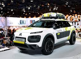 citroen concept cars day two of paris auto show features new concept cars