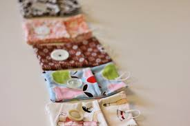 Gifts To Send In The Mail Little Button Pouch Tutorial See Kate Sew