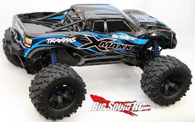 traxxas monster jam trucks unboxing the traxxas x maxx monster truck big squid rc u2013 news