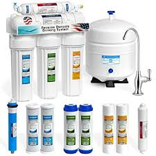 under sink water purifier express water reverse osmosis water filtration system 5 stage ro