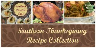 s simply southern southern thanksgiving recipe collection t