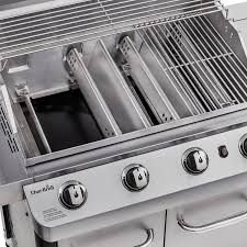 char broil signature 2b cabinet grill char broil 4 burner stainless steel gas grill with cabinet home