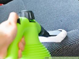 Interior Steam Clean Car How To Detail A Car With A Steam Cleaner 6 Steps With Pictures