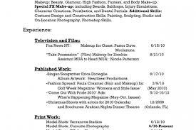 Example Artist Resume by Art Resume Entry Level Teacher Bartender Sample Martial Arts