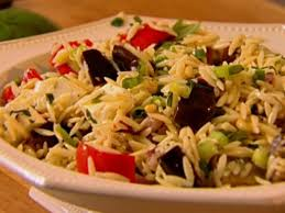 orzo with roasted vegetables recipe ina garten food network