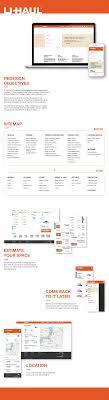 Uhaul Estimate by U Haul Redesign Elly Jang