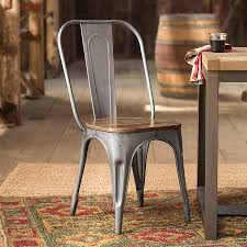 Wood Dining Chairs Lacquered Iron U0026 Wood Dining Chairs Robert Redford U0027s Sundance