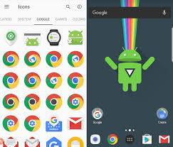cool icons for android top ten icon packs for android customization heaven androidpit