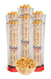 caramel kettle corn dipper 4 pack planetpopcorn com