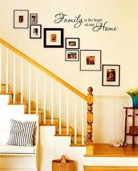 Ideas To Decorate Staircase Wall Stairs Decor Decorating Stair Walls Best Pictures On Stairs Ideas