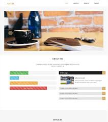 website design free 52 best free html5 website templates 2017 templatemag