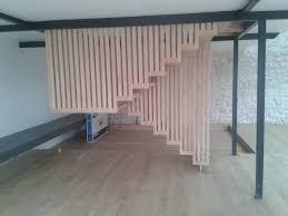 escalier peint en gris escalier sarl beauné lamouret