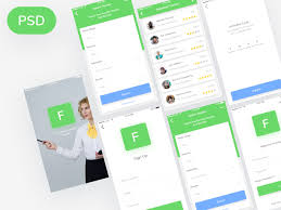 free finder app finder app psd free psds sketch app resources for