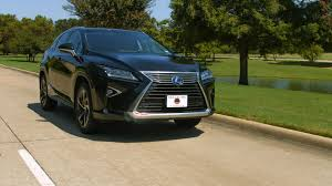 lexus suv hybrid 2016 test drive 2016 lexus rx 450h review youtube