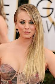 why kaley cucoo cut her hair celebrity kaley cuoco hair changes photos video