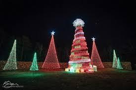 garvan gardens christmas lights 2017 celebrating the holiday season at garvan woodland gardens trekkermom