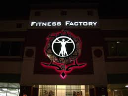 fitness factory avi design