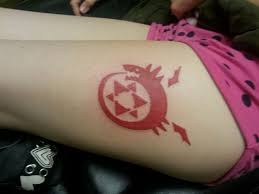 9 best 3 images on pinterest anime tattoos edward elric and