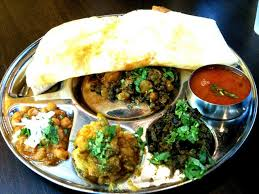 cuisine indienne vegetarienne food cuisine du monde recette de poêlée de légumes au