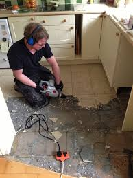 removing ceramic superb peel and stick floor tile and remove tile