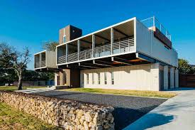 cool shipping container homes recycled green housing thrillist