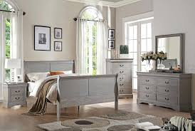 gray bedroom furniture and grey bedroom paint color is agreeable