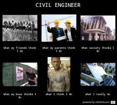 Civil Engineer Meme - image 255428 what people think i do what i really do know