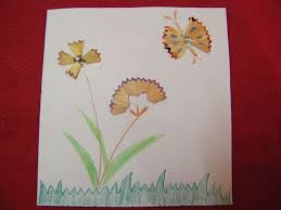 Making Flowers Out Of Tissue Paper For Kids - best 25 waste material craft ideas on pinterest craft with