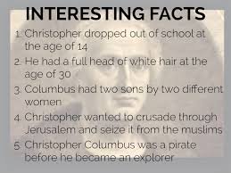 christopher columbus facts images free hd images