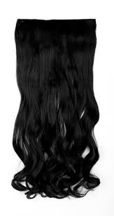 Best Clip In Hair Extensions For Thick Hair by Aliexpress Com Buy 27 U0027 U002790cm 3 4 Clip In Hair Extensions Curly