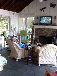 screen porch seating daybed hometalk