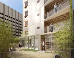 landscape bamboo landscape design ideas with wooden deck pattern