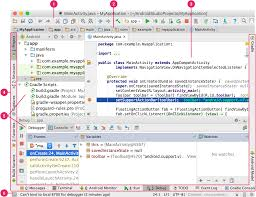 what is android sdk meet android studio android studio