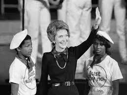 Nancy Reagan Nancy Reagan President U0027s Fiercest Protector Dies At 94 Npr