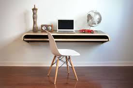 Wall Mount Laptop Desk by Best Wall Mounted Desk Designs For Small Homes