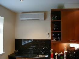 c kitchen is it okay to fix an air conditioner in a home kitchen or is this a